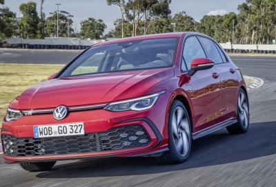 Volkswagen Golf GTI: più divertente e tecnologica