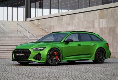 Audi RS 6 Avant: con Wheelsandmore i cavalli sono più di 1000