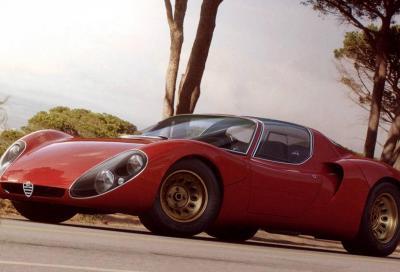 Alfa Romeo 33 Stradale: come suona l'opera d'arte del Biscione?