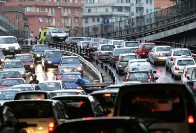 Coronavirus, Fase 2: aumenta il traffico ma anche gli incidenti