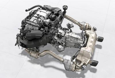 Porsche: con l'Euro 7 le cilindrate cresceranno