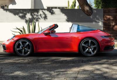 Nuova Porsche 911 Targa: questione di stile