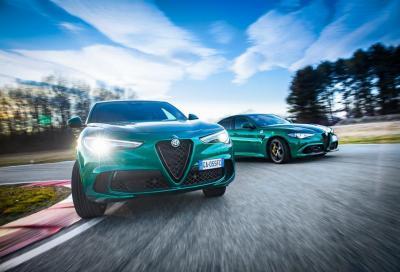 Alfa Romeo Giulia e Stelvio: ulteriore ampliamento della gamma