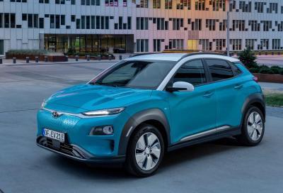 Hyundai Kona Electric: l'autonomia è questione di pneumatici