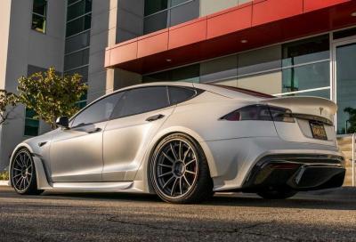 Tesla elaborate e modificate? A Elon Musk piacciono