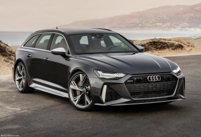 Audi RS: nessun dettaglio è lasciato al caso