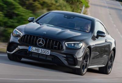 Mercedes Classe E Coupé e Cabrio: quali le novità del restyling?