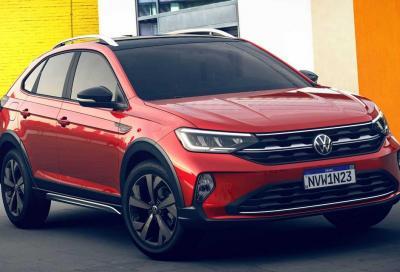 Volkswagen Nivus: il compatto ma capiente Suv