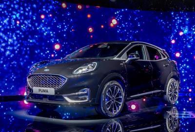 Ford Puma: benvenuto 1.5 EcoBlue da 120 CV