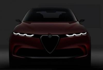 Alfa Romeo: nel 2022 arriva il mini Suv a batteria