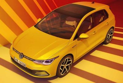 Volkswagen Golf 8: risolti i problemi al software