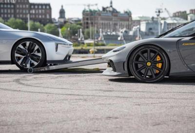 Koenigsegg e Polestar: cosa bolle in pentola?