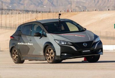Nissan e-4ORCE: quando la trazione integrale diventa elettrica