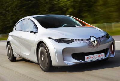 100 km con un litro di carburante: era la Renault Eolab