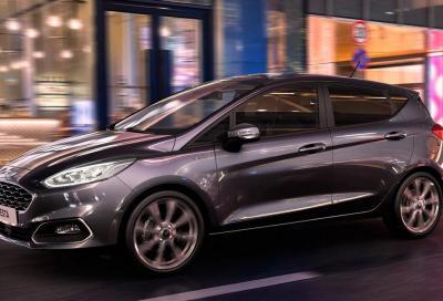 Ford Fiesta: benvenuto mild hybrid a 48 Volt