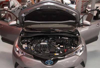 Auto ibride: via libera all'ibrido metano
