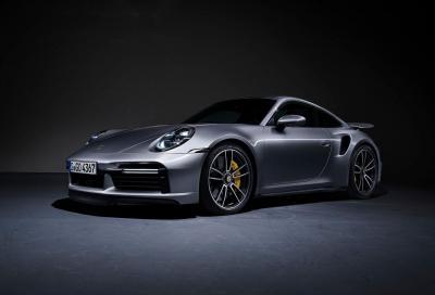 Porsche 911 (992) Turbo S: qual è la sua reale velocità massima?
