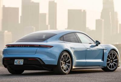 Porsche Taycan: come funziona la frenata rigenerativa?