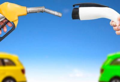 Diesel vs elettrico: la palla passa al gasolio