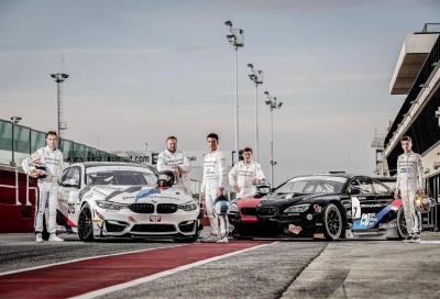 Bmw ai nastri di partenza del Campionato Italiano Gran Turismo 2020