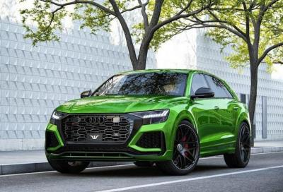 Audi RS Q8 Goliath: 1.024 CV e 1.250 Nm possono bastare?