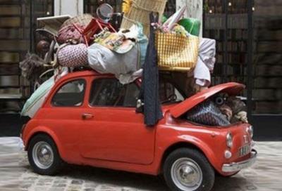 Guida sicura: frenata a pieno carico
