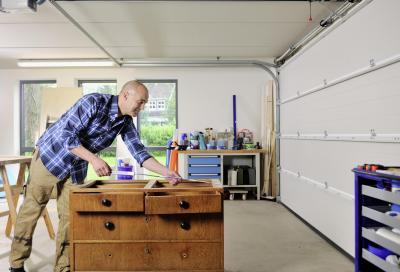 Il garage: mai come oggi teatro di creatività