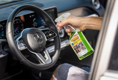 Igienizzazione e sanificazione auto: i consigli degli esperti