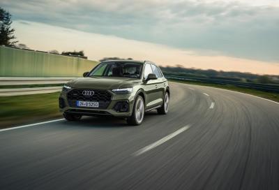 Nuova Audi Q5: punta alla perfezione