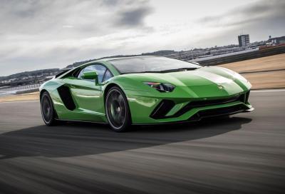 Lamborghini Aventador S: il ruggito a 336 km/h