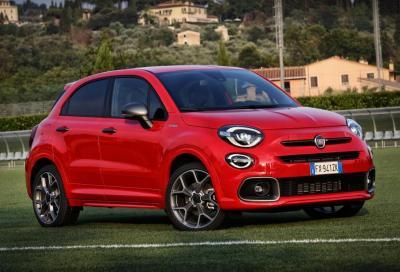 Fiat 500X: la ibrida sarà solo mild e non plug-in