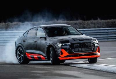 Audi e-tron S ed S Sportback: quando 3 sono meglio di 2