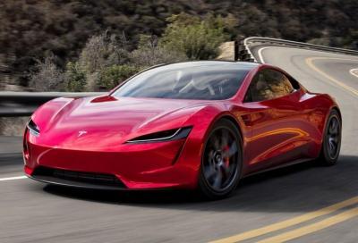 Tesla Roadster SpaceX: nessuna accelera come lei