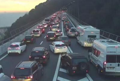Autostrade liguri: è già bollino nero
