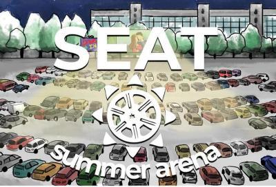 Seat e Bergamo insieme per la Summer Arena