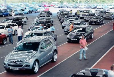 Mercato auto usate: a giugno bilancio positivo