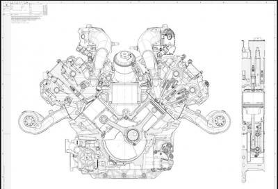 Maserati Nettuno: il nuovo motore V6 biturbo da 630 CV della MC20