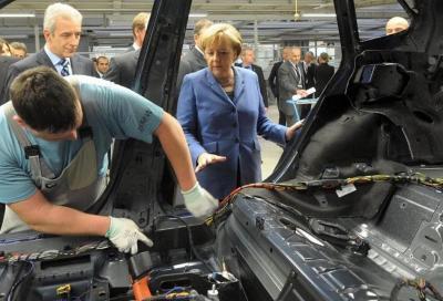 Crisi automotive: Italia e Germania devono collaborare