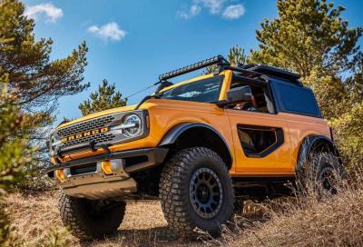 Ford Bronco: il ritorno dell'iconico fuoristrada