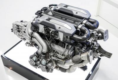 La Bugatti Chiron necessita di 60.000 litri di aria al minuto