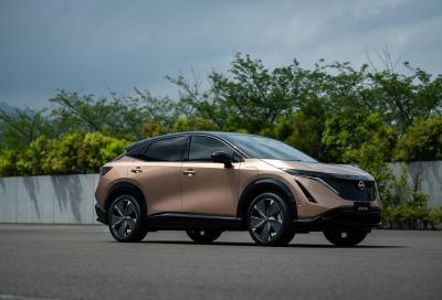 Nissan Ariya: aria di cambiamento