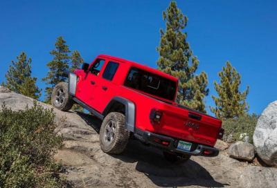 Jeep Gladiator: benvenuto V6 Ecodiesel