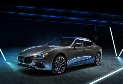 La Maserati Ghibli dice addio al diesel