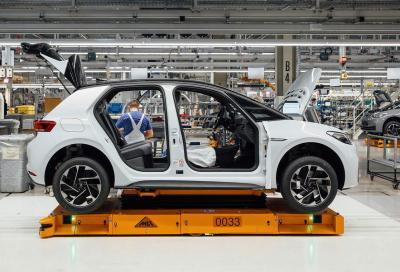Audi risolverà i problemi di software della ID.3