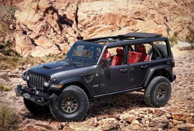 Jeep Wrangler: benvenuto V8 Hemi