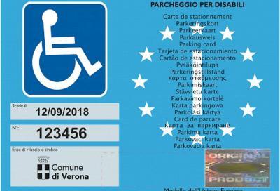Disabili: il pass è valido nelle ZTL di tutta Italia