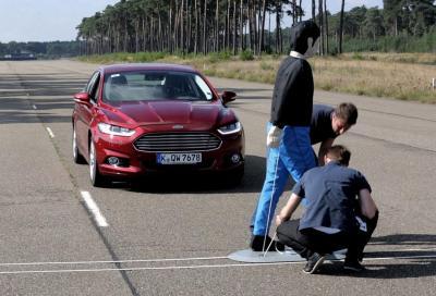 Ford: presto un nuovo sistema anticollisione