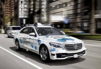 Guida autonoma: in Germania dal 2021 al via il Livello 4