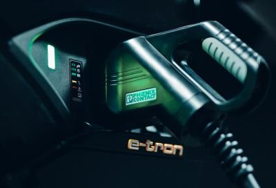 Audi: con la ricarica bidirezionale abbattuti i costi energetici
