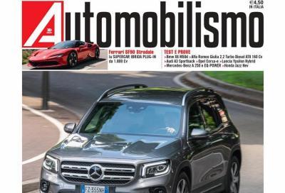 Automobilismo di Luglio 2020 è in edicola ricco di imperdibili novità